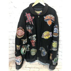 Jeff Hamilton Vintage NBA Jacket
